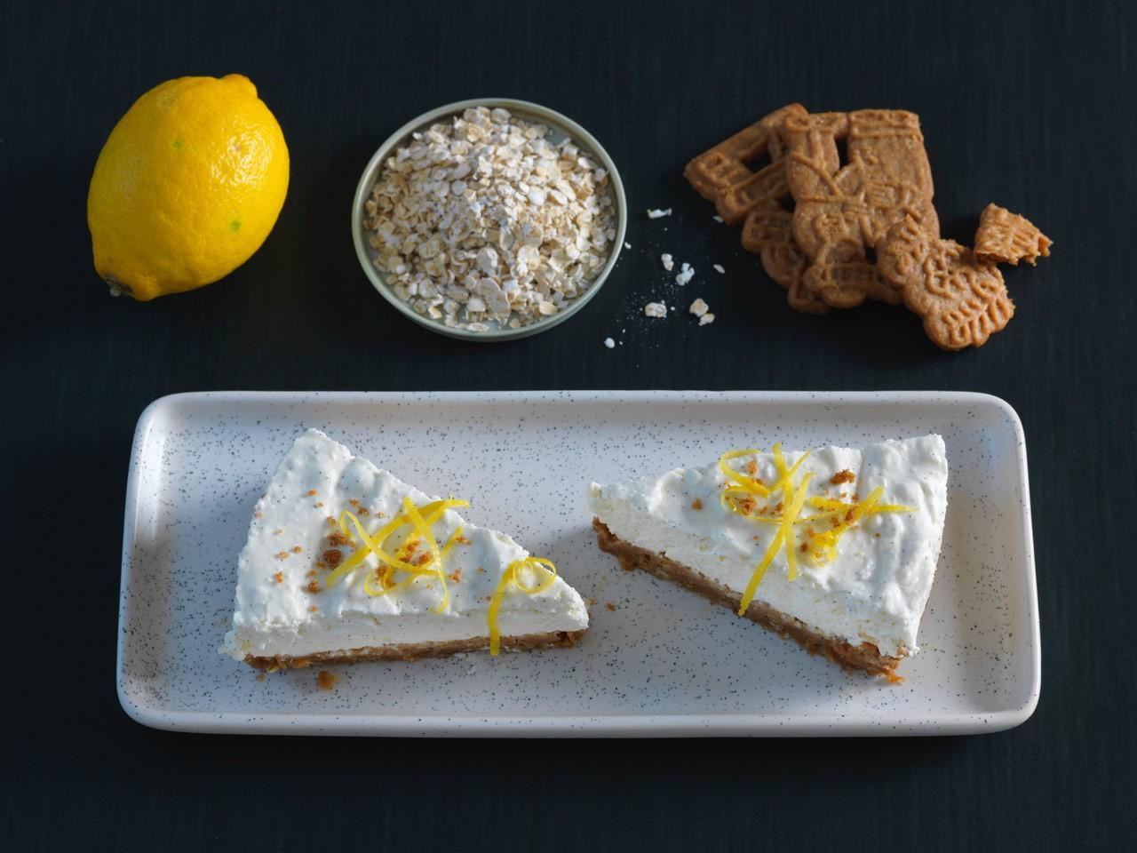 Cheesecake au citron